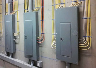 24 hour electrican coram panel wiring