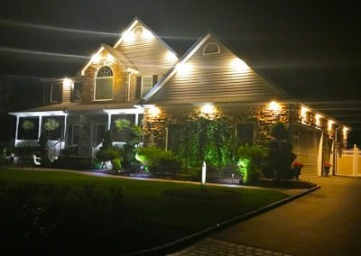 coram electric outdoor lighting