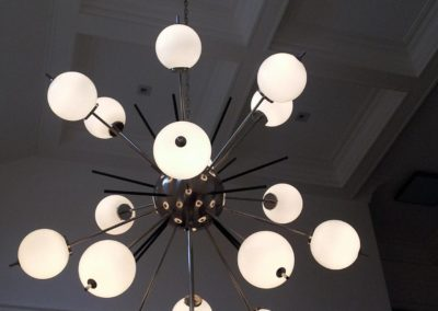 coram lighting install