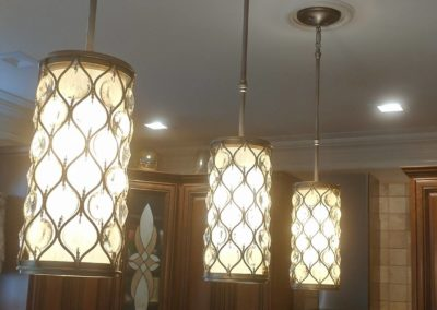 kitchen lighting coram electric